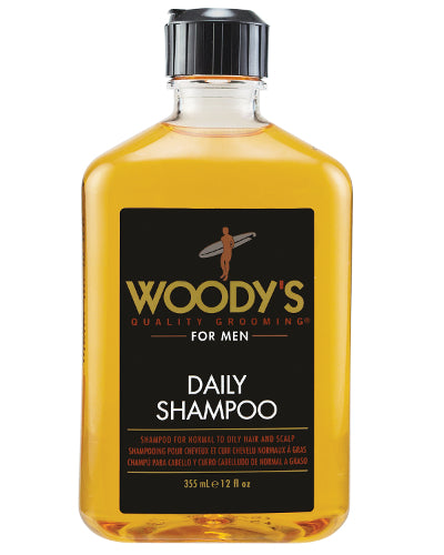 Daily Shampoo 12 oz