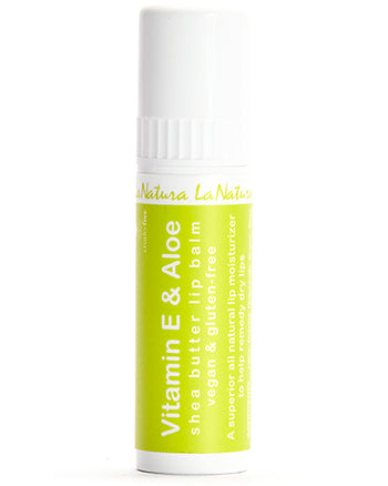 Lip Balm Vitamin E & Aloe 0.33 oz