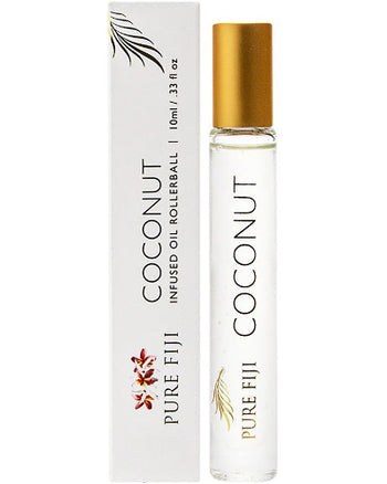 Coconut Infused Oil Rollerball 0.33 oz