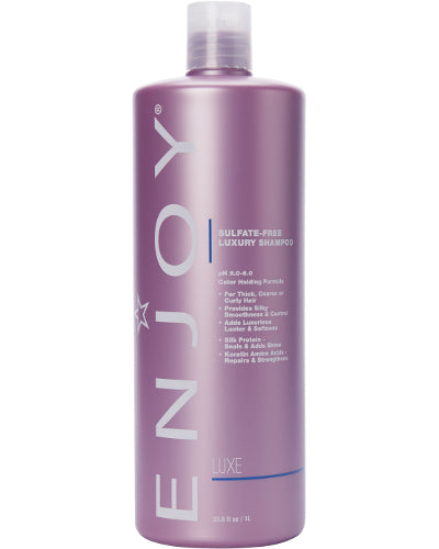 Luxury Shampoo Liter 33.8 oz