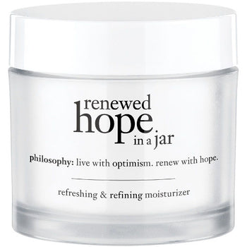 Renewed Hope In A Jar Refreshing & Refining Moisturizer 2 oz