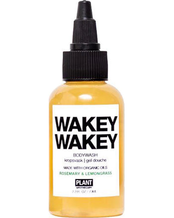 WAKEY WAKEY ORGANIC BODY WASH 2.3 oz