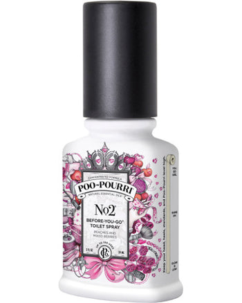 No. 2 Before-You-Go Toilet Spray 2 oz