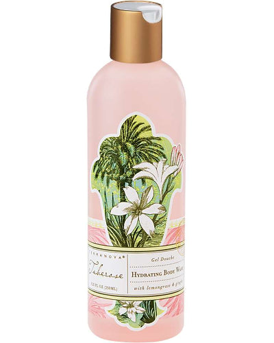 Tuberose Hydrating Body Wash 8.25 oz