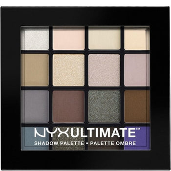 Ultimate Shadow Palette Cool Neutrals 0.46 oz