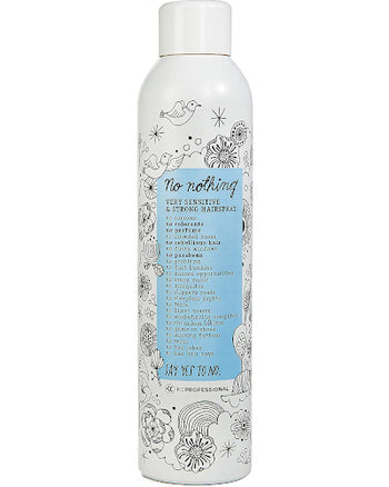 Fragrance Free Strong Hold Hairspray 9 oz