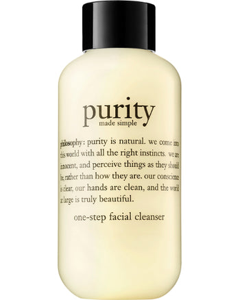 Purity Made Simple One-Step Facial Cleanser 3 oz