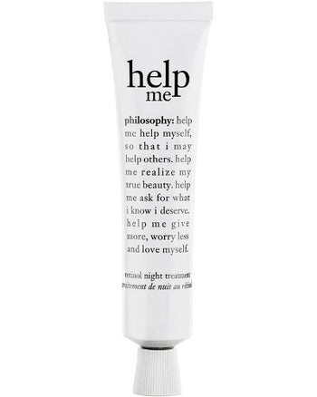 Help Me Retinol Night Treatment 1 oz