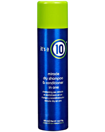 Miracle Dry Shampoo & Conditioner In One 6 oz