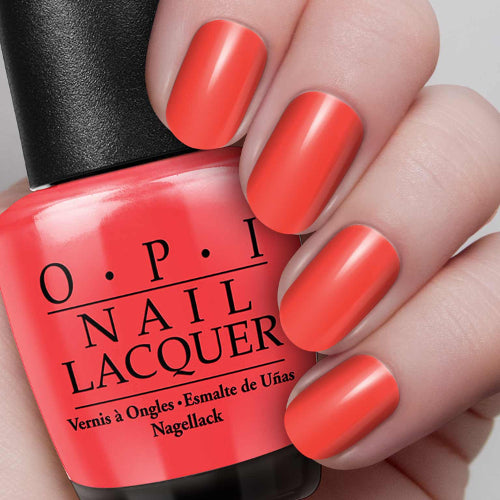 Nail Lacquer Aloha from OPI 0.5 oz