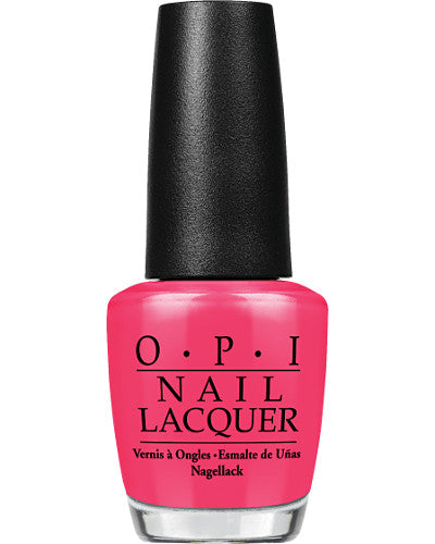 Nail Lacquer Charged Up Cherry 0.5 oz