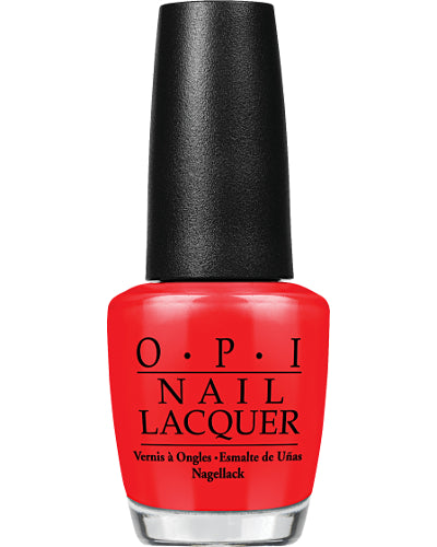 Nail Lacquer The Thrill of Brazil 0.5 oz