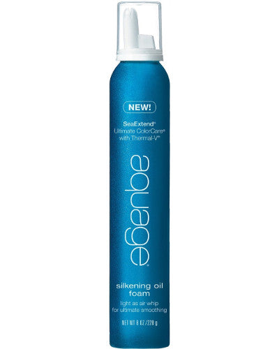 SeaExtend Silkening Oil Foam 8 oz
