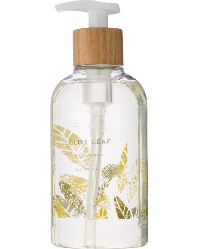 Olive Leaf Hand Wash 8.25 oz
