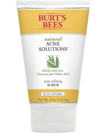 Natural Acne Solutions Pore Refining Scrub 4 oz