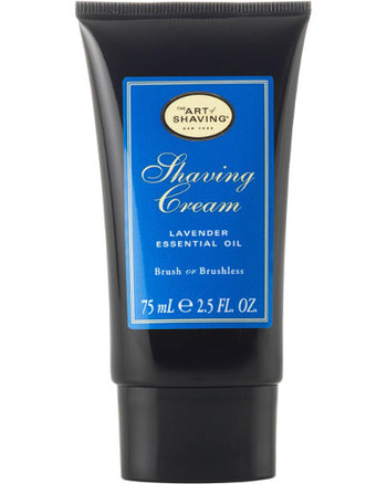 Lavender Shaving Cream 2.5 oz