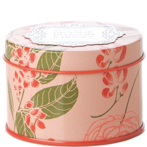 Orange Blossom & Honey Petite Tin Candle 5 oz