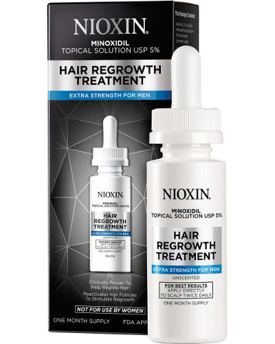 Hair Regrowth Treatment For Men 1 Month/30 Day Supply