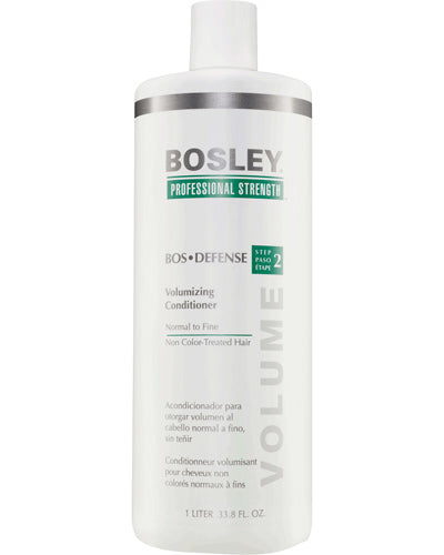 Defense Volumizing Conditioner Liter 33.8 oz