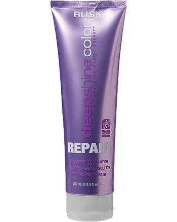 Deepshine Color Repair Sulfate-Free Shampoo 8.5 oz