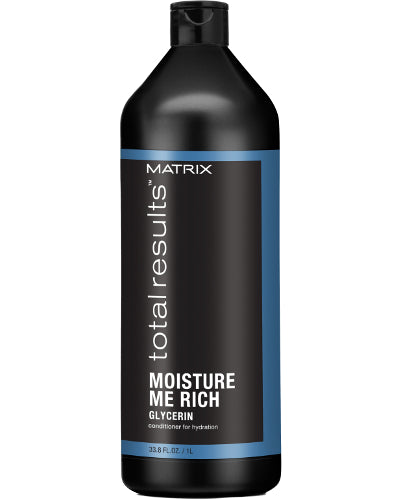 Total Results Moisture Me Rich Conditioner Liter 33.8 oz