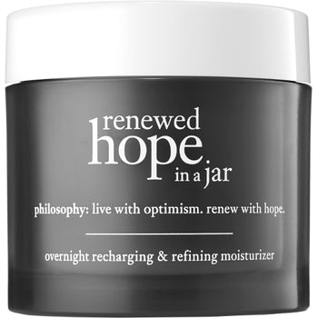 Renewed Hope In A Jar Overnight Recharging & Refining Moisturizer 2 oz