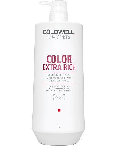 Dualsenses Color Extra Rich Brilliance Shampoo Liter 33.8 oz