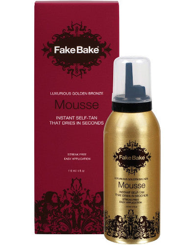 Mousse Instant Self-Tan 4 oz