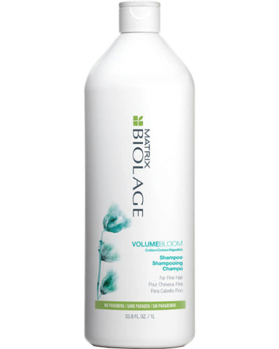 Biolage VolumeBloom Shampoo Liter 33.8 oz