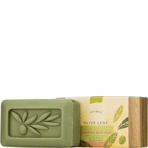 Olive Leaf Bar Soap 6 oz