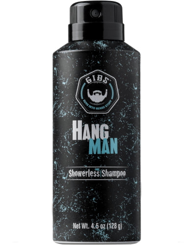 Hang Man Showerless Shampoo 4.5 oz