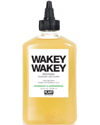 WAKEY WAKEY ORGANIC BODY WASH 9.5 oz