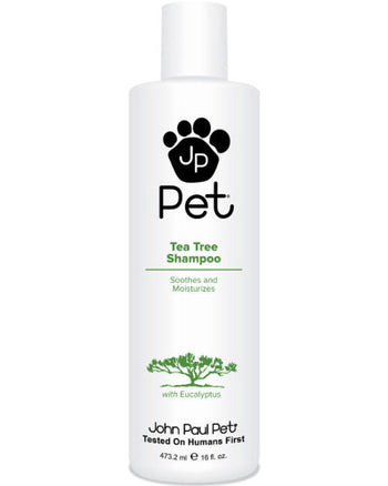 John Paul Pet Tea Tree Shampoo 16 oz