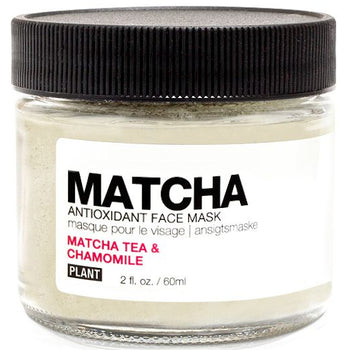 MATCHA ANTIOXIDANT FACE MASK 2 oz