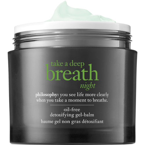 Take A Deep Breath Night Detoxifying Gel-Balm 2 oz