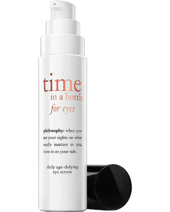 Time In A Bottle For Eyes Daily Age-Defying Eye Serum 0.5 oz