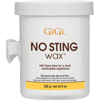 No Sting Microwave Wax 8 oz