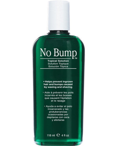 No Bump Solution 4 oz
