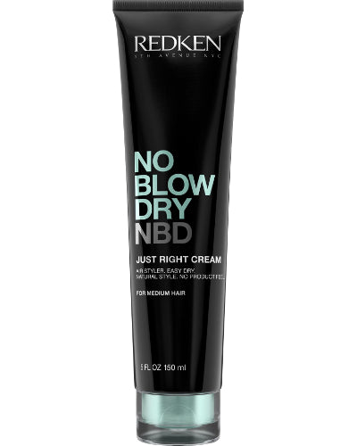 No Blow Dry Just Right Cream 1 oz