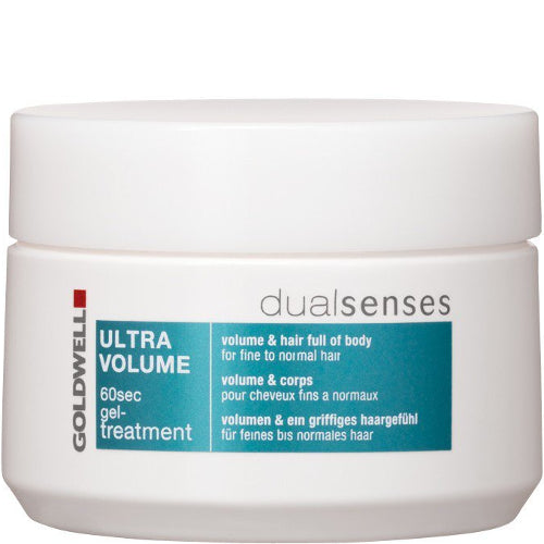 Ultra Volume 60 Sec Gel-Treatment 6.7 oz