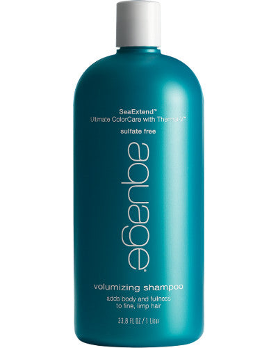 SeaExtend Volumizing Shampoo Liter 33.8 oz