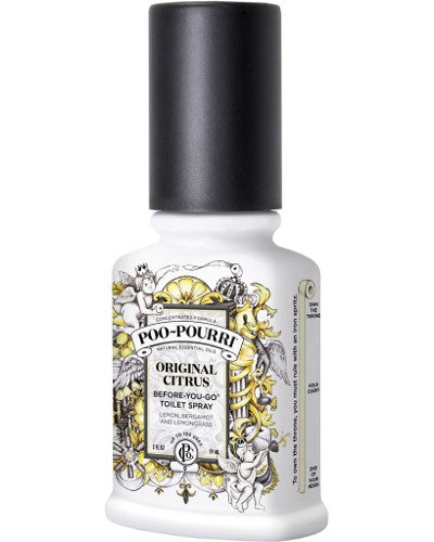 Original Citrus Before-You-Go Toilet Spray 2 oz