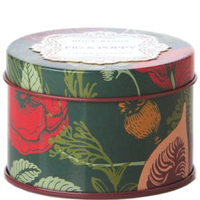 Fig & Poppy Petite Tin Candle 5 oz