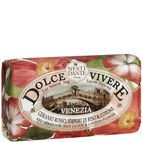 Dolce Vivere Venezia Fine Natural Soap 8.8 oz