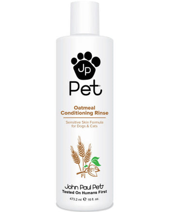 John Paul Pet Oatmeal Conditioning Rinse 16 oz