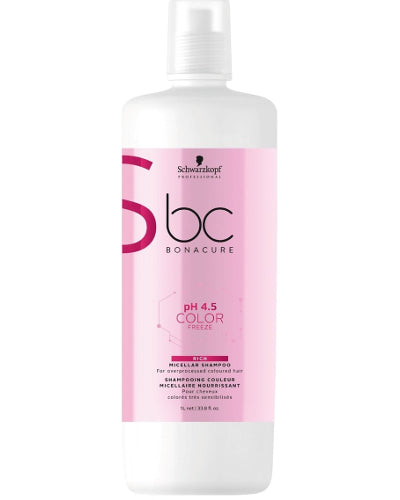 BC Color Freeze Sulfate-Free Shampoo Liter 33.8 oz