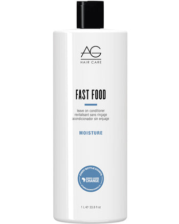 Fast Food Leave on Conditioner Liter 33.8 oz