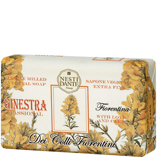Dei Colli Fiorentini Broom Passional Soap 8.8 oz