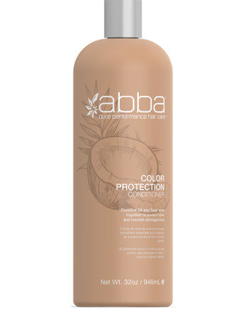 ABBA Color Protection Conditioner Liter 32 oz