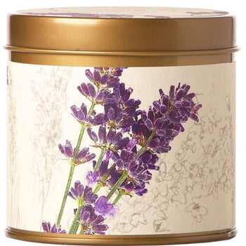 Roman Lavender Signature Tin Candle 8 oz